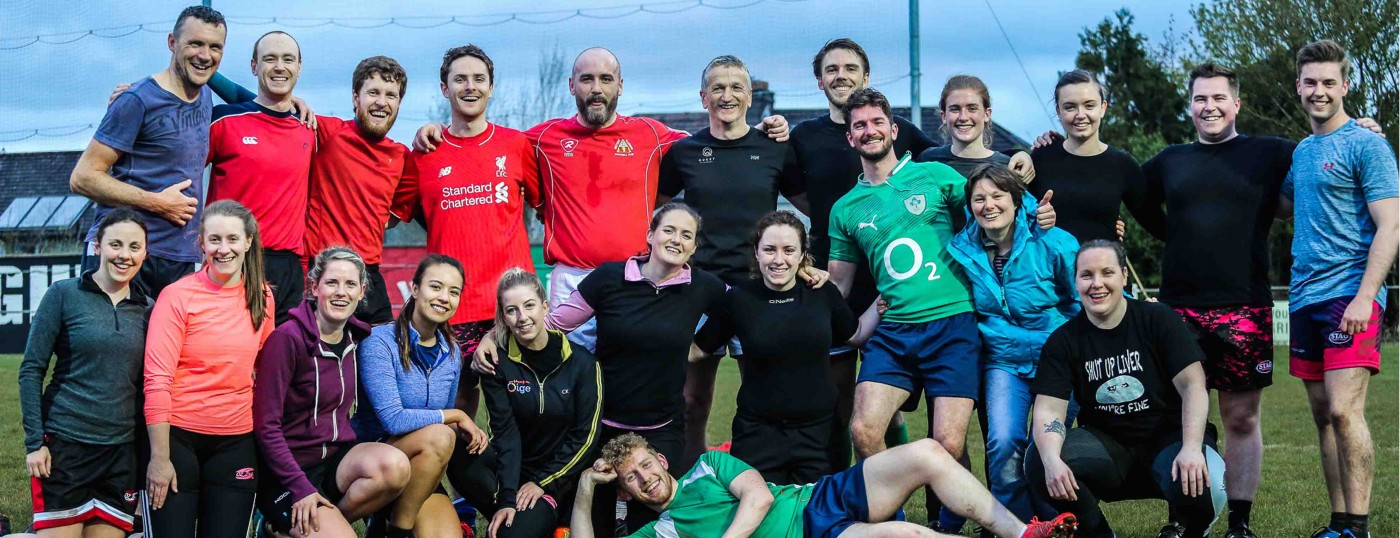 Cork Tag Rugby returns to Highfield for Tag Rugby Summer season again this year. Only in Cork.