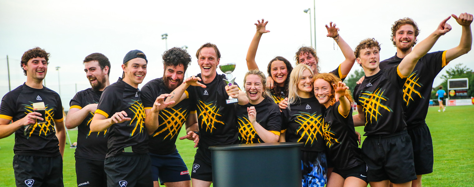 Cork Tag Rugby